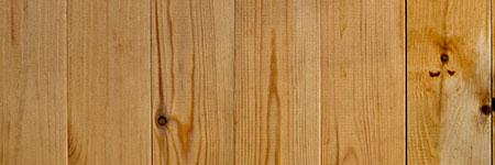 Wandbekleding van hout