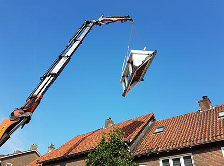 dakkapel plaatsen Brugge