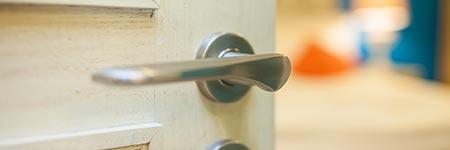 Houten deur Beringen