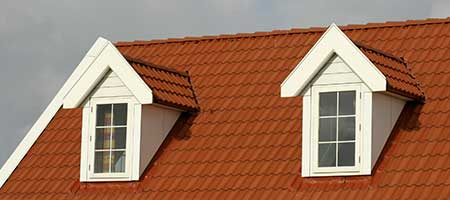 zinken dakkapel Antwerpen