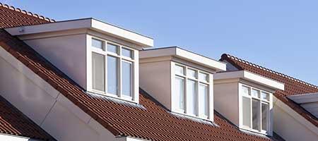 kunststof dakkapel Gent