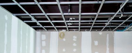 zwevend plafond